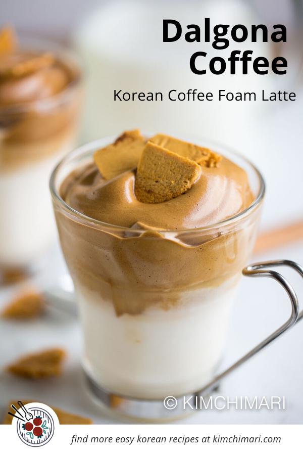Dalgona Coffee Recipe in 2020 Candy recipes homemade