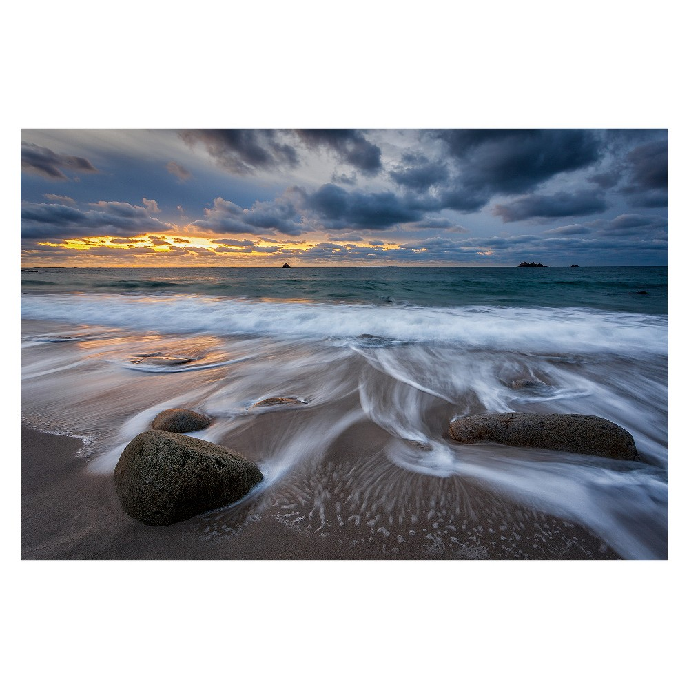 The Song Of Water By Mathieu Rivrin Ready To Hang Canvas Wall Art In 2020 Water Artwork Canvas Art Prints Fine Art Landscape