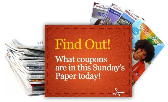 Sunday Coupon Preview Up To 6 Inserts On 01 05 14 Coupon Inserts Newspaper Coupon Sunday Coupons