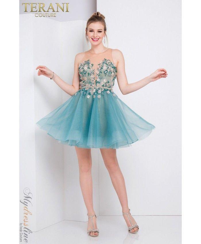 Terani Couture 1722H4587 Dress | Terani couture, Couture and ...