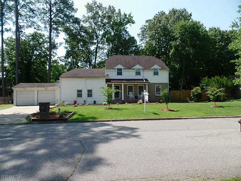 Houses For Sale At 517 Bartell Dr Chesapeake Va 23322 Mls 1417233 Realestate Hamptonroads Com Home House Styles House