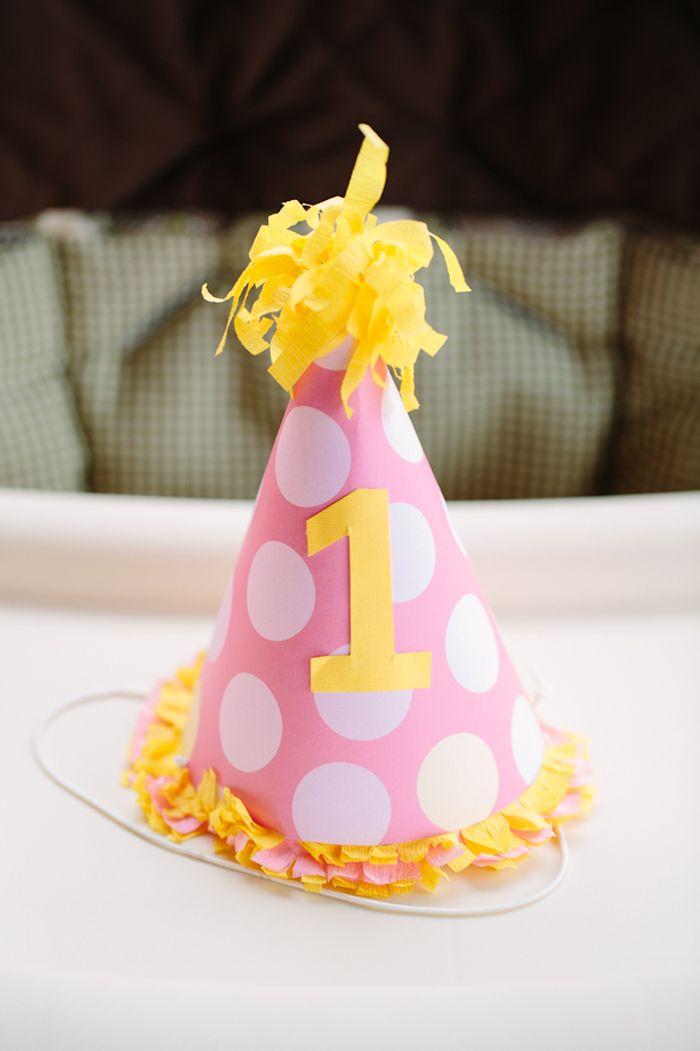Haz tu propio gorro de cumple para una fiesta especial! / Make your ...