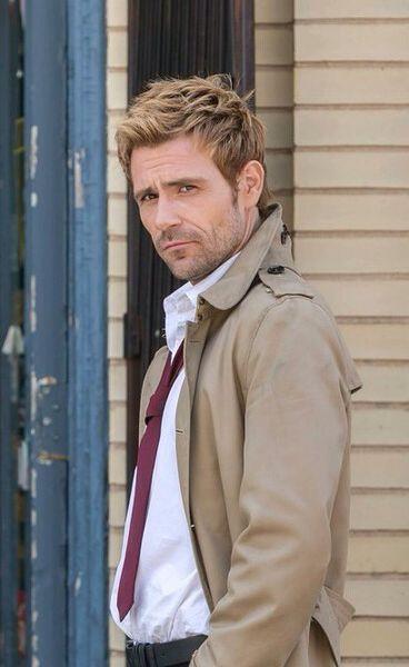 Matt Ryan As John Constantine John Constantine Matt Ryan Constantine Constantine
