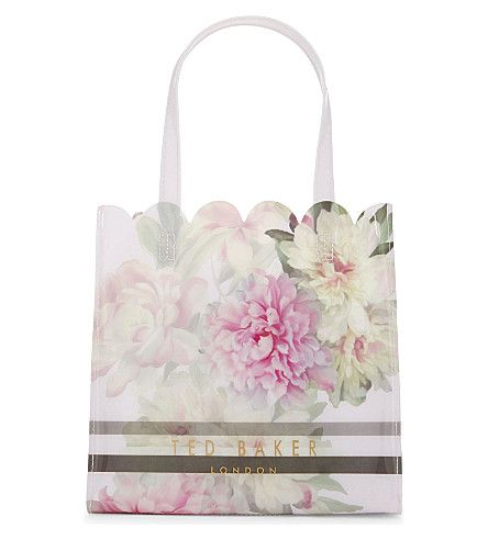 79e7d4e53 TED BAKER Amalcon Painted Posie Tote.  tedbaker  bags  hand bags  tote