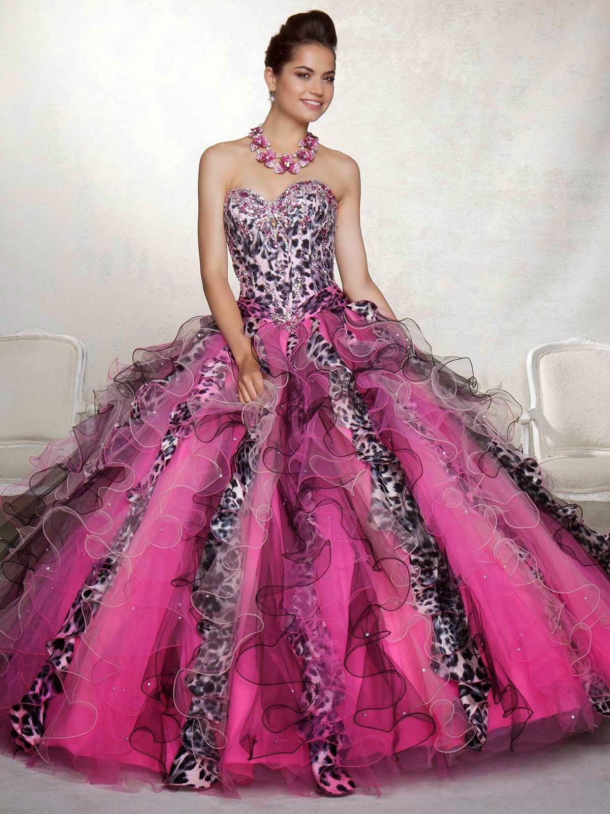 Increíbles vestidos de 15 años | Colección Quinceañeras | Fashion ...