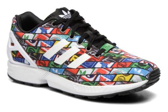 Adidas Flux Multicolor Retail