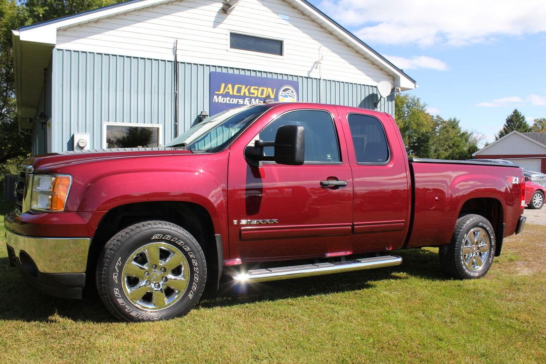 This latest GMC Sierra is very suitable for a wide array