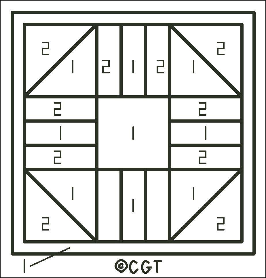 Free 10 Quilt Block Patterns | Free Friendship Quilt Block ... : free quilt block patterns to print - Adamdwight.com