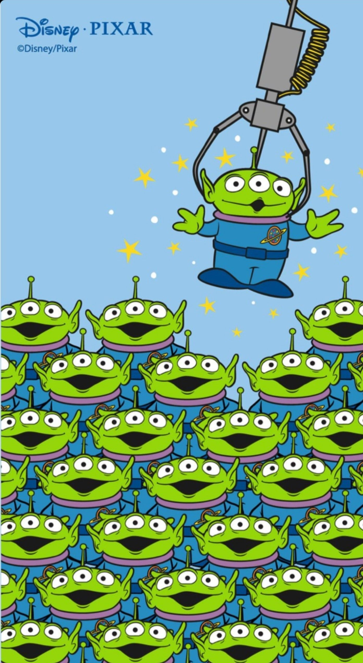 Pin By A N On Wallpaper For Every Season Wallpaper Iphone Cute Toy Story Alien Pink Wallpaper Iphone