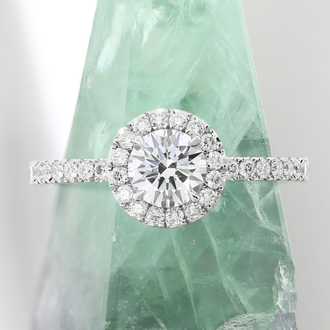Diamonds really are a girl's best friend, especially when ...