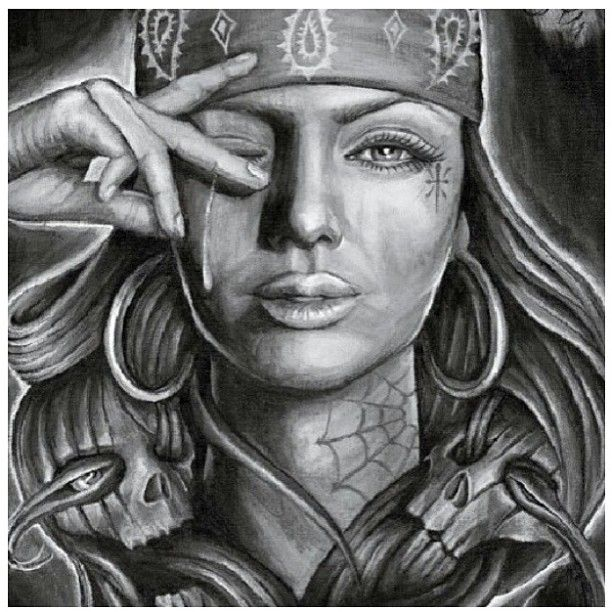Gangster Chola Drawings Chola gangster drawing
