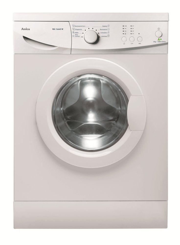 Amica WA 14640 W Preisvergleich CHECK24 Waschmaschine