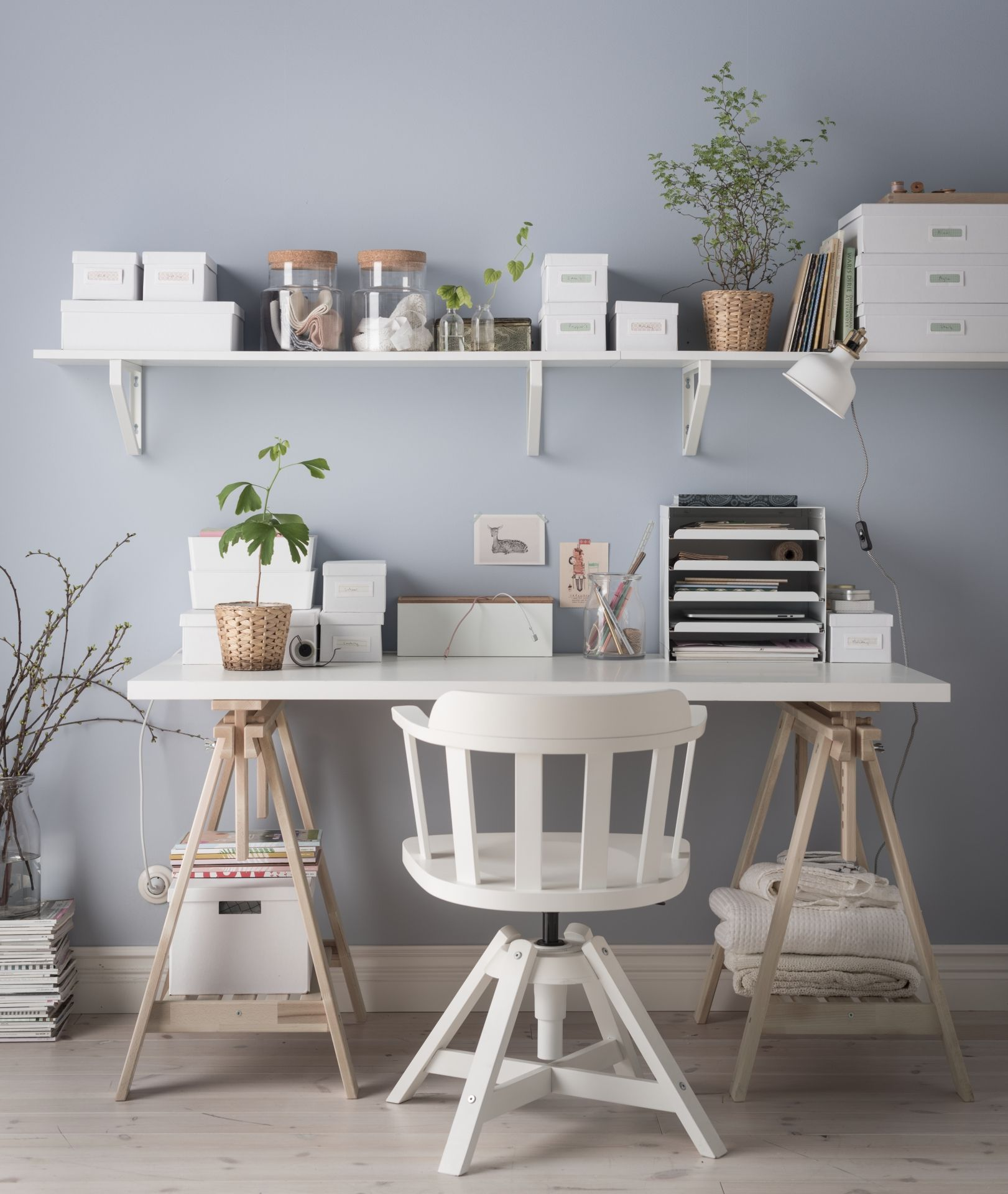 Ikea Beuken Bureau.Finnvard Schraag Met Plank Beuken High Achieving Students Ikea