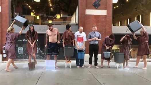 Check out our ALS ice bucket challenge on Facebook! https://www.facebook.com/video.php?v=10152171790212126&set=vb.182095697125&type=2&theater