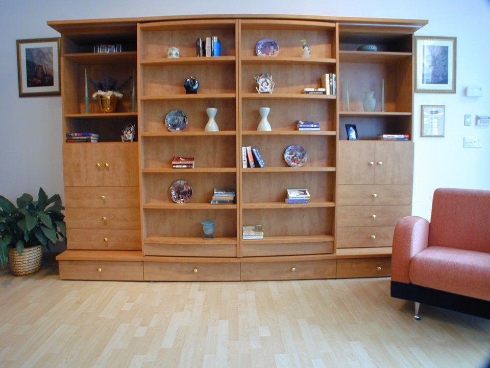 Euro Bed System | Murphy Bed Center | Space Saving Designs