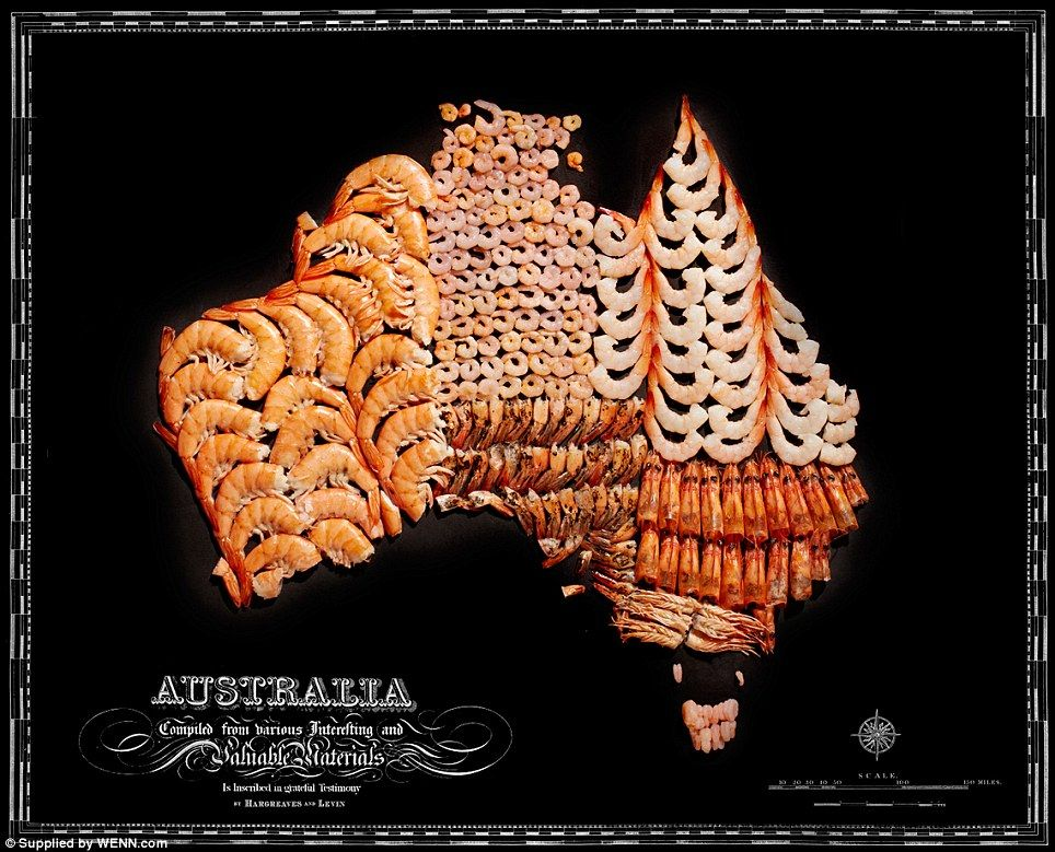 Eat your way around the world mouth watering maps created with eat your way around the world mouth watering maps created with countries most famous foods gumiabroncs Image collections