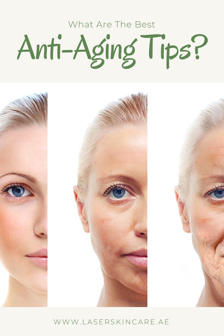 Avoid aging face