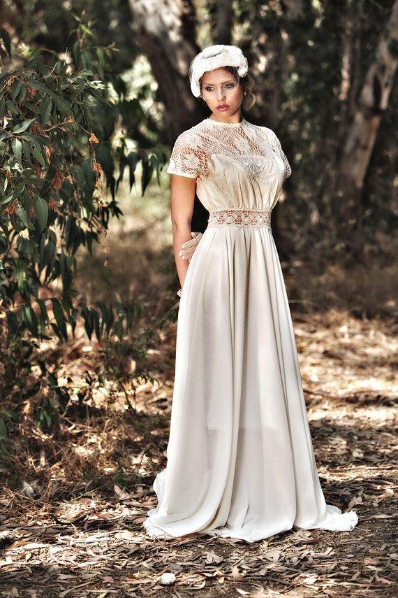 Brautkleid Der Woche Nostalgic Chic By Shiri C Www Brautsalat De Hochzeitskleid 40er Kleid Hochzeit Brautkleid