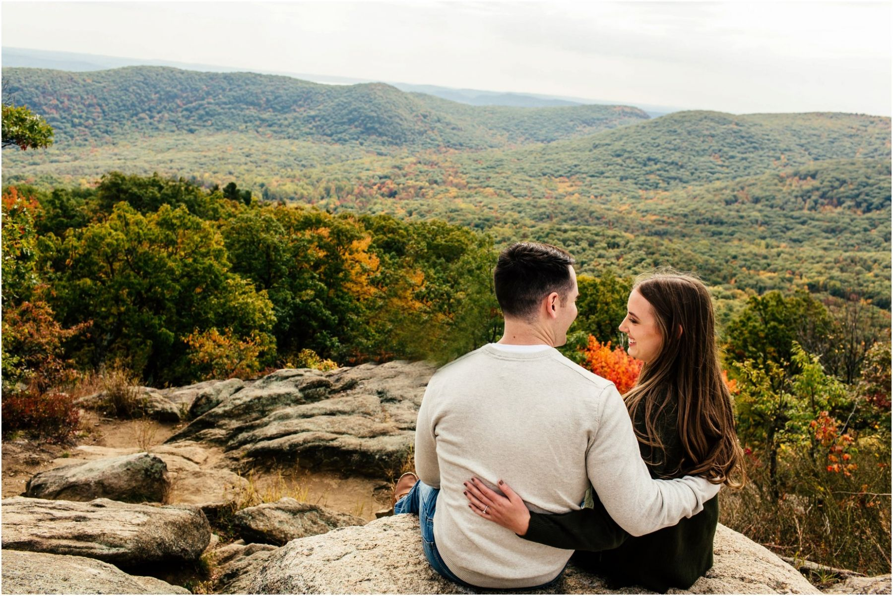BEAR MOUNTAIN ENGAGEMENT, New York Photographer  by Popography