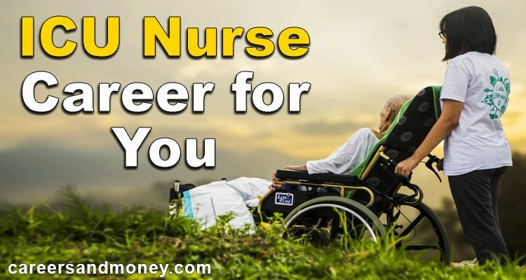 Icu nurse career for you icuagencynursejob nursejob
