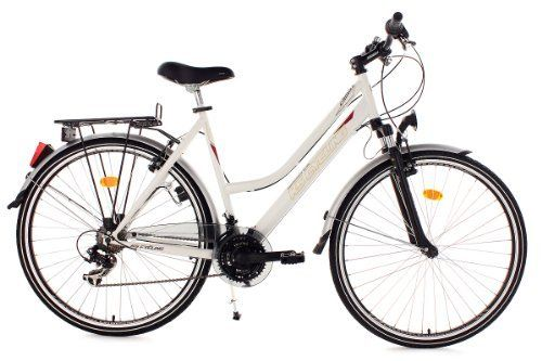 Kompromiss Ks Cycling Damen Trekkingrad 28 Climax Weiss Rahmenhohe 53 Cm Reifengrosse 28 Zoll 71 Cm 974b Von Ks Cycling Http Www Amazon Bicycle Cycling