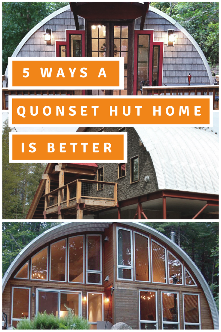 The 25 best quonset homes ideas on pinterest beach for Quonset hut home designs