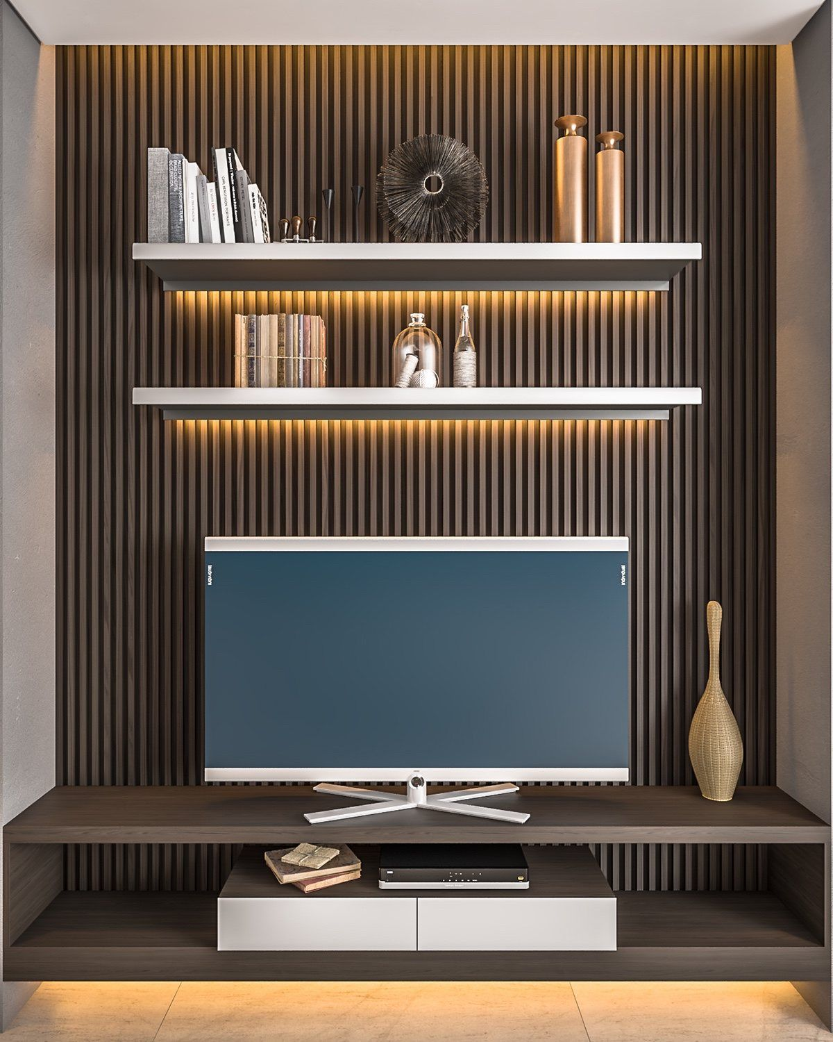 275 Best Lcd Unit Images On Pinterest: The Bedroom Is A Place To Relax, To Be Pampered, And To Be