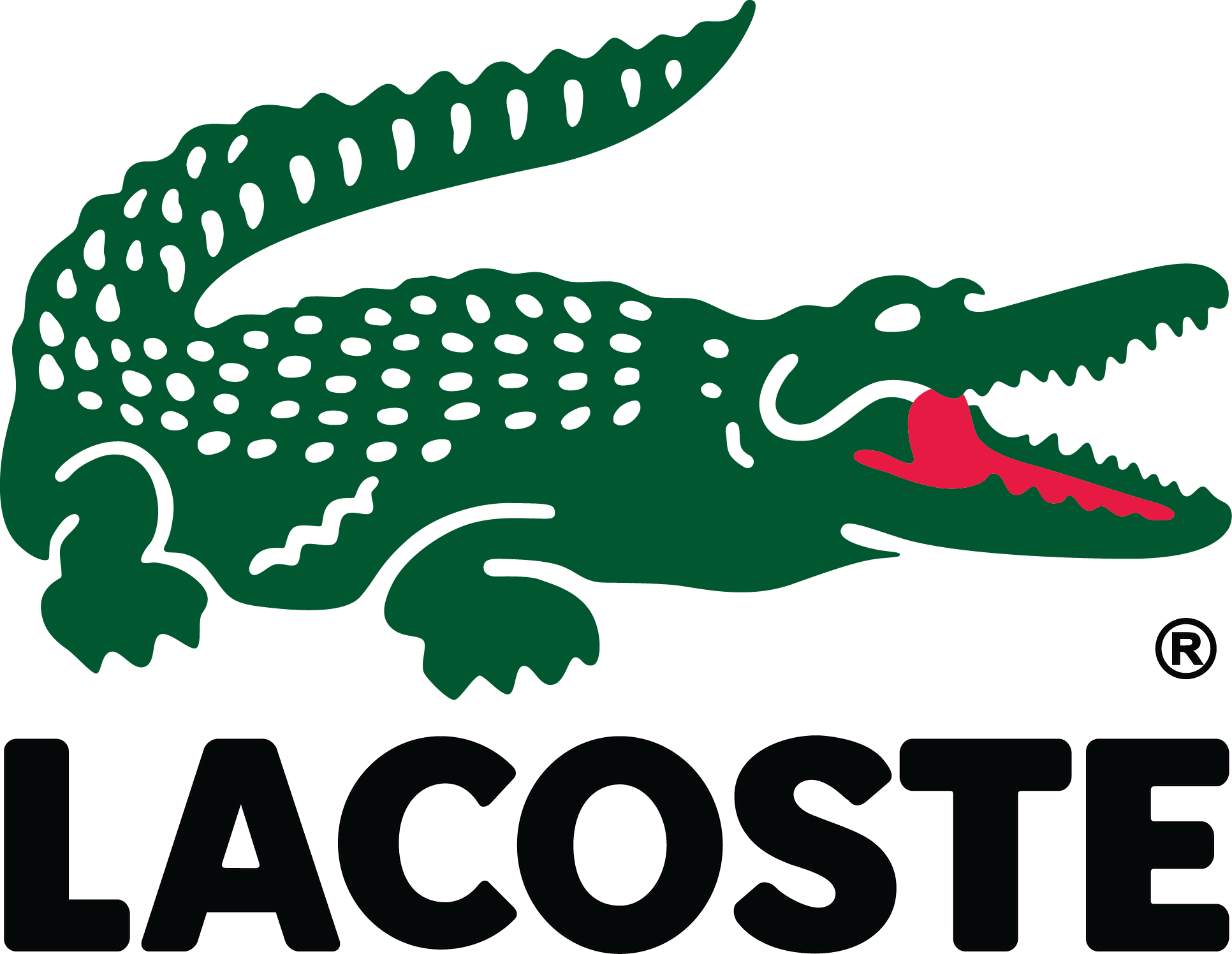 Lacoste Company logos and names, Clothing logo