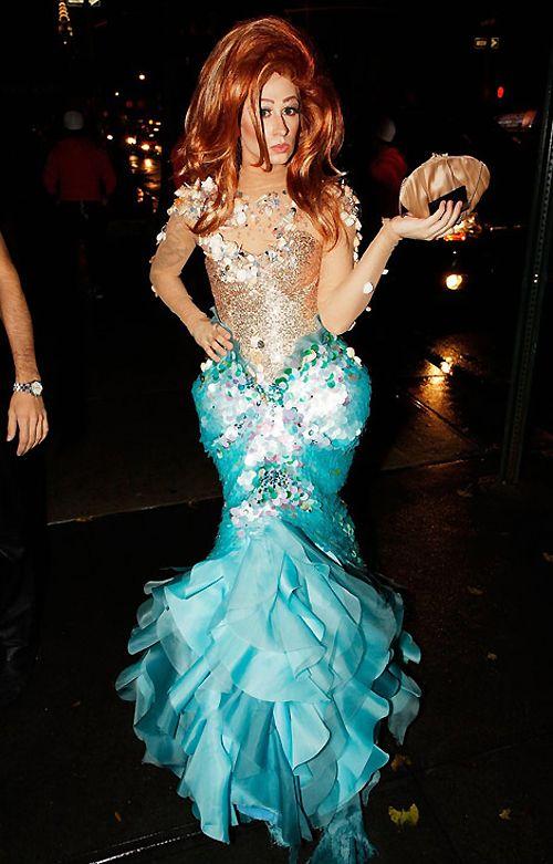 Gorgeous Mermaid Costumes