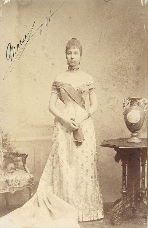 Princess Marie of Orleans,later princess of Denmark