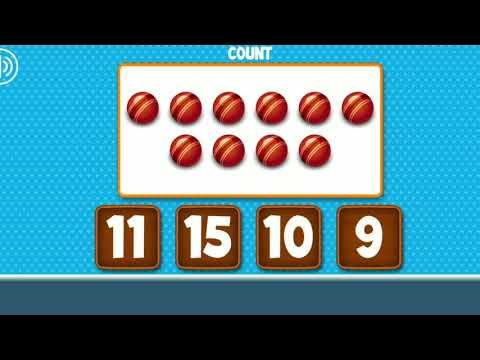 Counting games with different items number games for all
