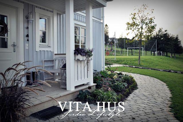 VitaHus *: Septembergarten | Drømmehus... | Pinterest | Terrassen