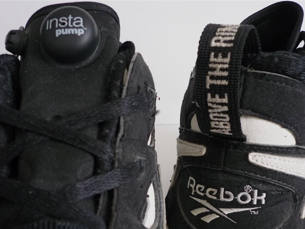 reebok pump above the rim