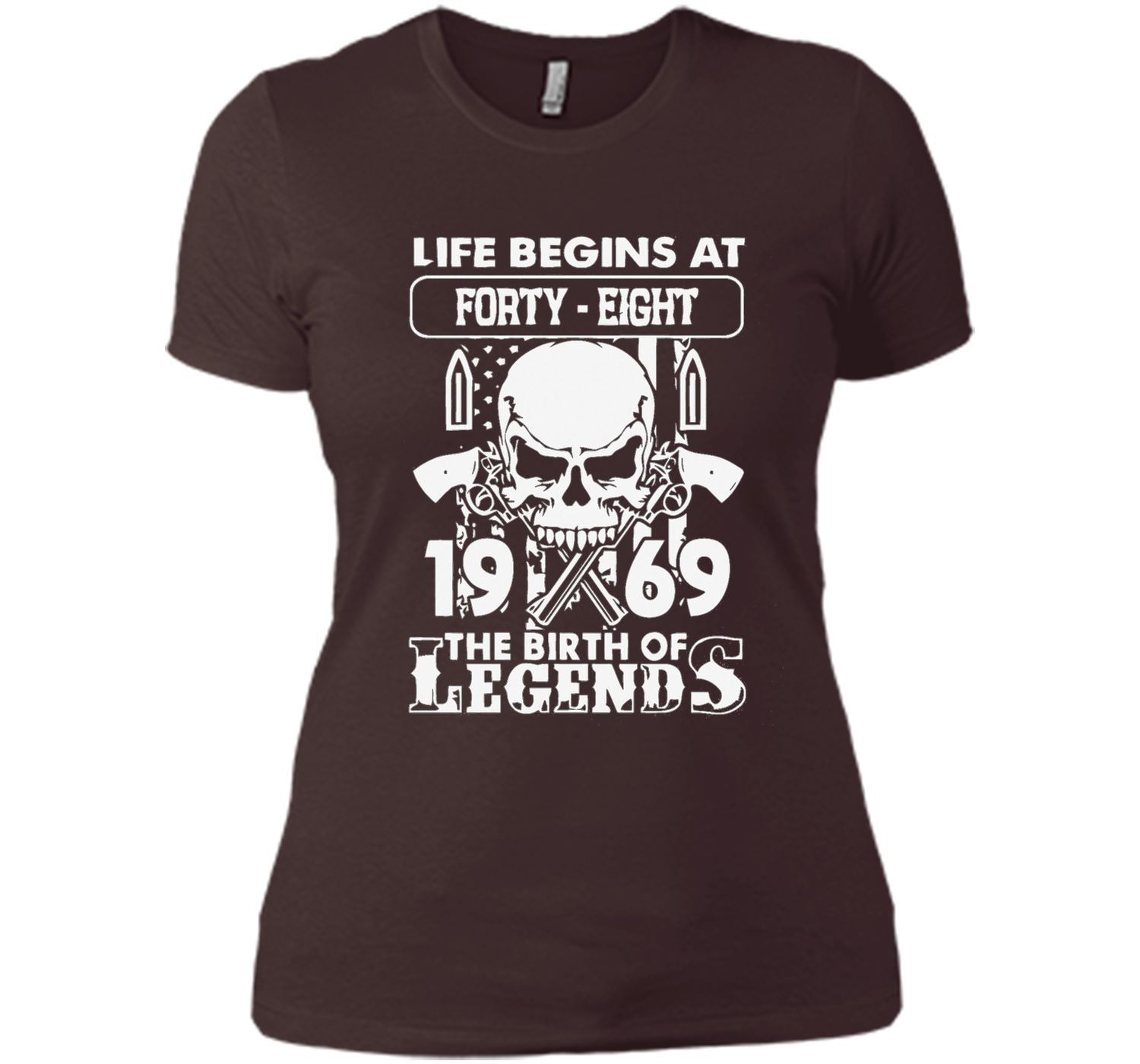 1969 the birth off legends xmas shirt