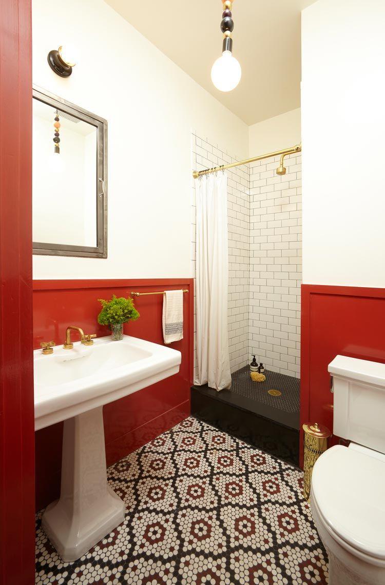 Un loft perfecto en Tribeca (y un baño ensuite con toques ...