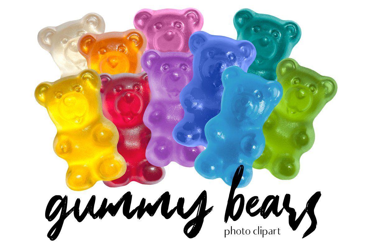 Trippy candy bear