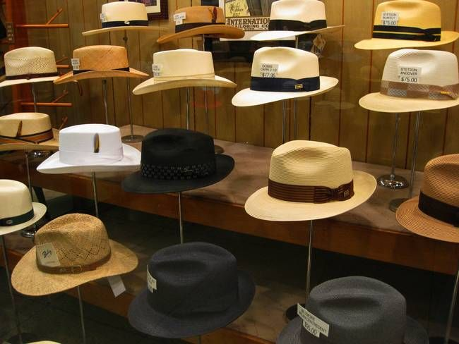 Top It All Off Hat Stores Shopping French Quarter