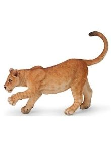 negro Papo 50026 figura de leopardo