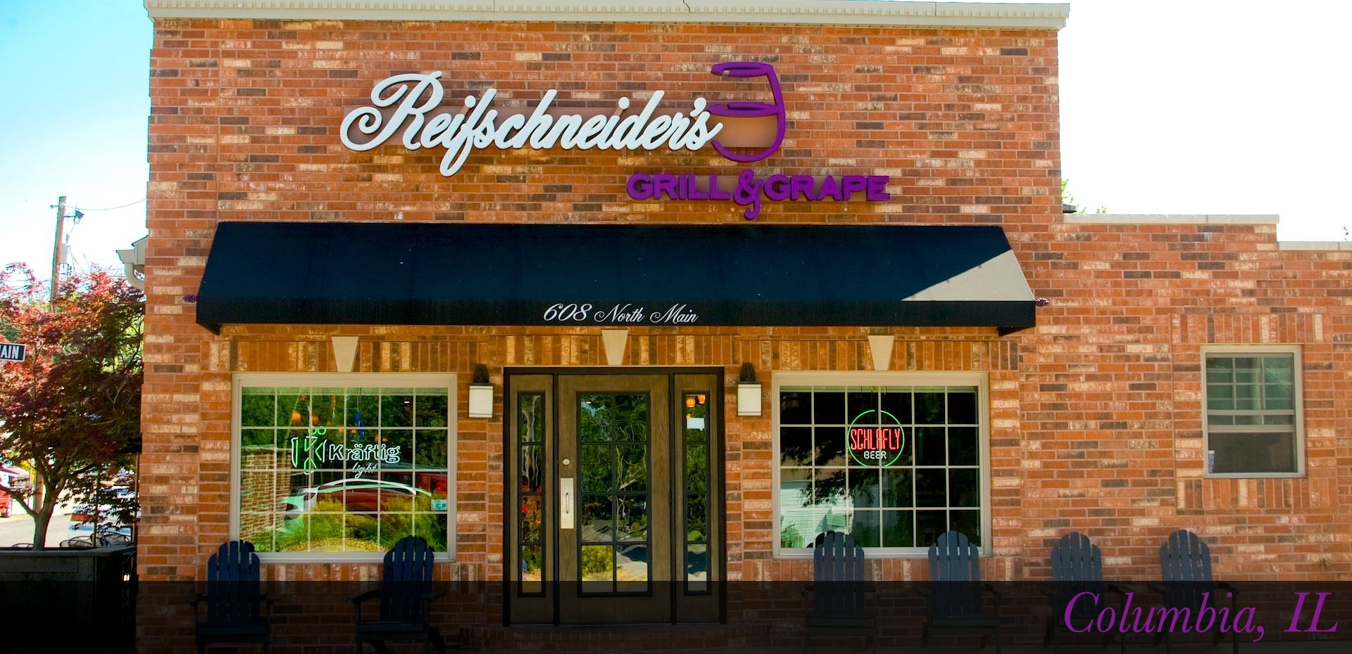 Reifschneider S Restaurants Bar And Grill Great Etizers Soups Salads Brick Oven Pizza Sandwiches Wraps Seafood Steaks Dessert