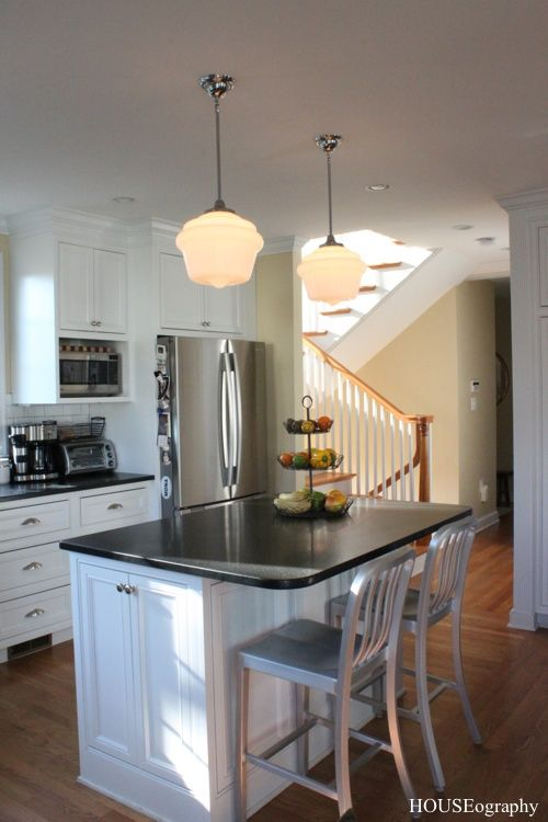 love this kitchen - and the blog it came from houseography ...