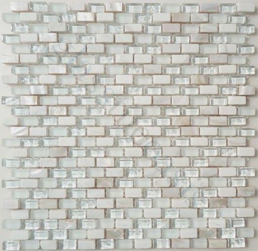 Sheet Size 11 1 X2f 4 Quot X 11 1 X2f 4 Quot Tile Size 3 X2f 8 Quot X 3 X2f 4 Quot Tiles Per Sheet 312 Pearl Tile Shell Tiles Glass Tile