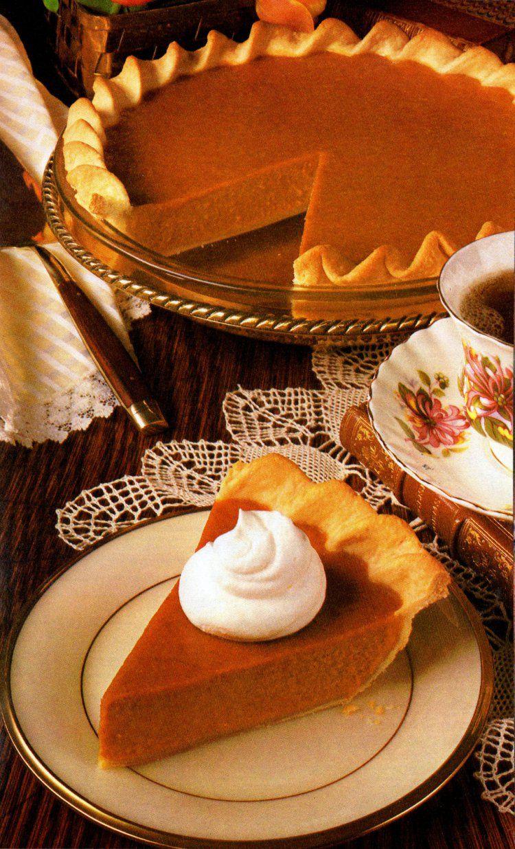 Libby's pumpkin pie recipe: Find out how to make the classic homemade pie - Click Americana #pumpkinpierecipe