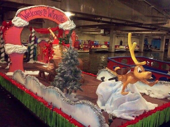 The Grinch Christmas Float Ideas.Float Ideas Christmas Float Ideas Whoville Christmas