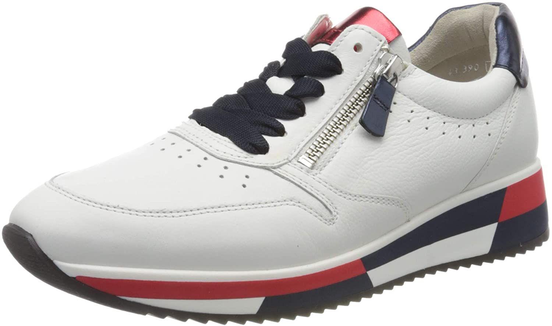 Gabor Womens Low-Top Sneakers