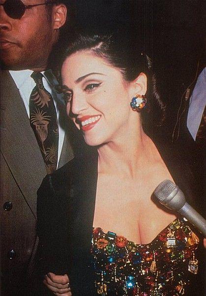 madonna 1991 truth or dare premiere NYC