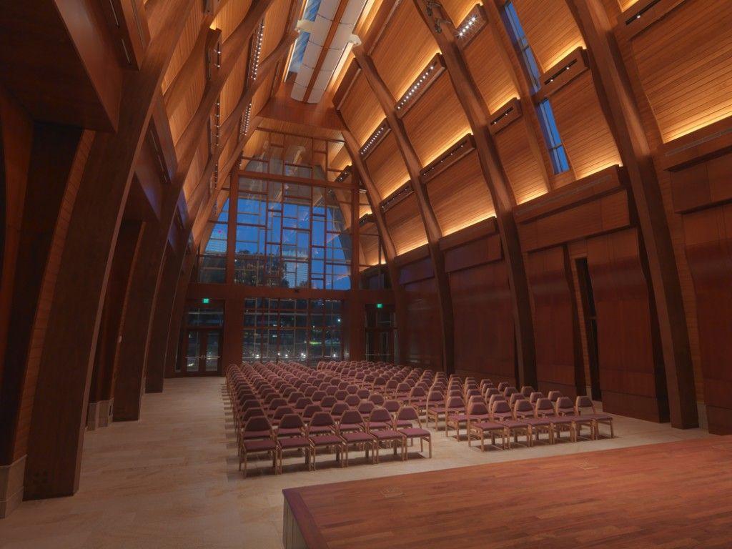 University Of Tampa Sykes Chapel