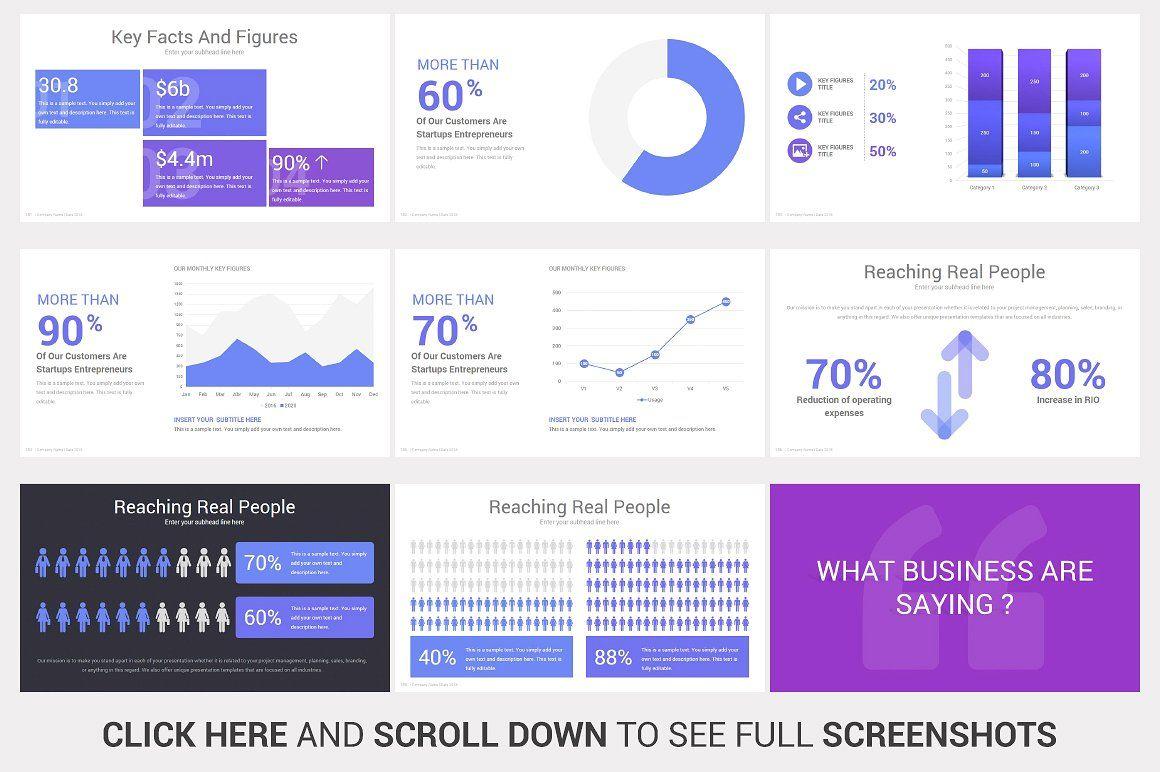 Best Sales Deck PowerPoint Template Powerpoint templates