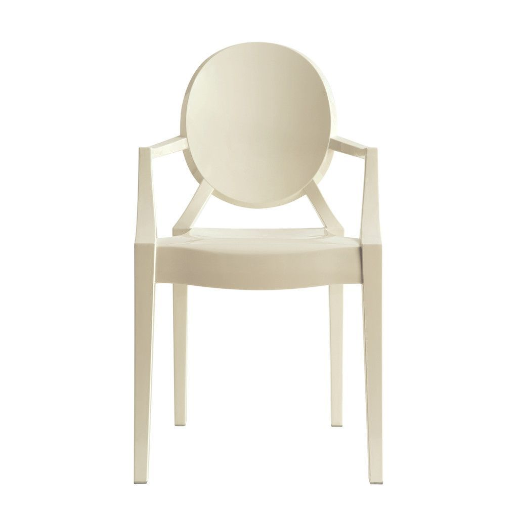 Super Philippe Starck Style Ghost Arm Chair Off White Trending Unemploymentrelief Wooden Chair Designs For Living Room Unemploymentrelieforg
