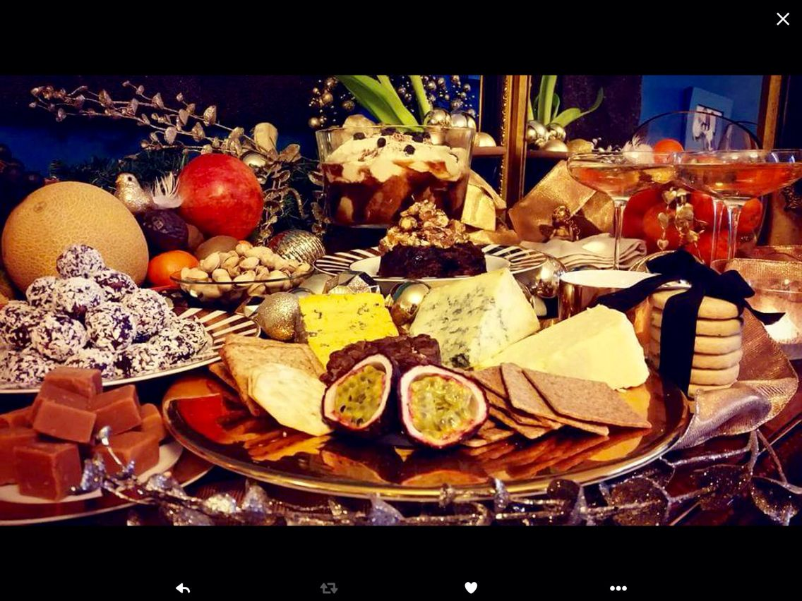 Mighty Cheese board