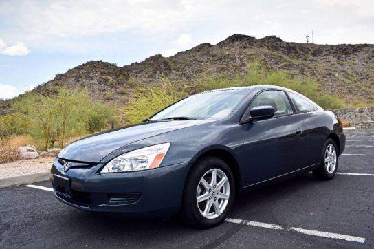 Coupe, 2003 Honda Accord EX V6 Coupe With 2 Door In Phoenix, AZ (
